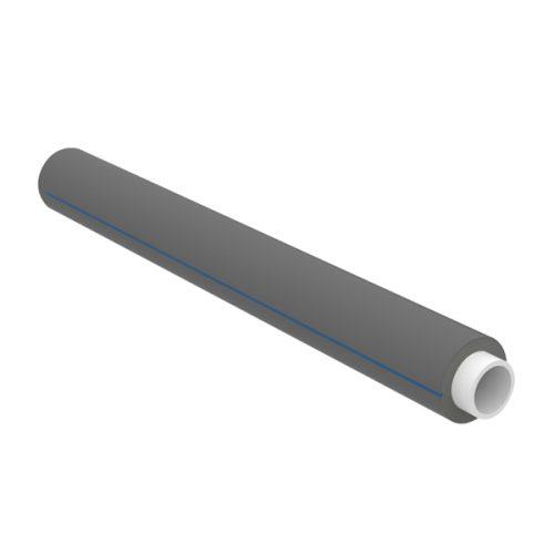 Tubería Preaislada en PVC + HDPE